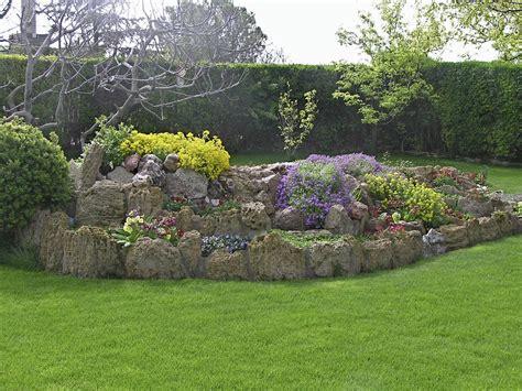 imagenes jardines de verano plantar rocalla de verano el huerto familiar
