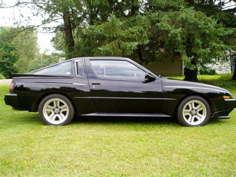 mitsubishi conquest 1986 mitsubishi starion conquest coupe 2 door 2 6l