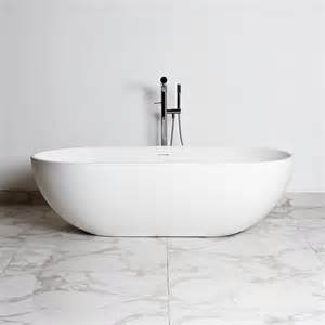 Shower Taps For Baths the picasso stone resin lusso stone freestanding bath