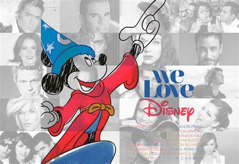 Disney We Disney we disney m 250 sica disney en espa 241 ol