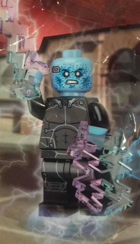 Lego Amazing Spider 2 Electro Misp bootleg heroes minifigs worth it or not page 91 community eurobricks forums