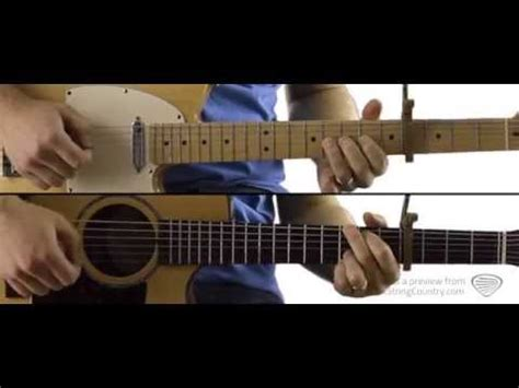 luke bryan guitar pick guitar lesson for play it again by luke bryan riff channel