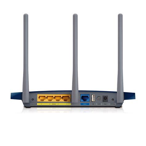Tp Link by Tp Link Gigabit Wlan Router Tl Wr1043nd Bei