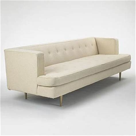 dunbar couch wormley sofa party sofa by edward wormley for dunbar 1954