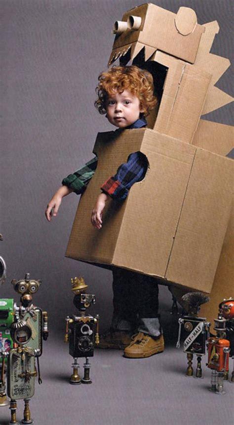 disfras de el depredador reciclado 30 disfraces para carnaval caseros reciclando o reusando