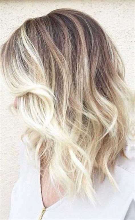 blonde hairstyles ombre 20 best blonde ombre short hair short hairstyles 2017