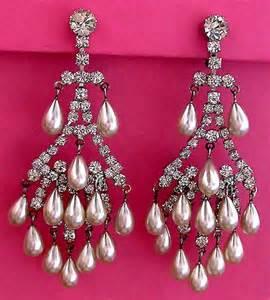 Chandelier Earrings Costume Jewelry Costume Jewelry Chandelier Earrings