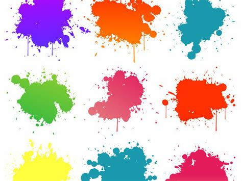 wallpaper color blots wallpapers