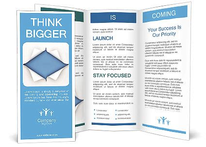 information brochure template design id 0000006799