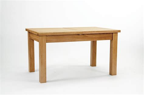 Devon Oak Extending Dining Table Oak Furniture Solutions | devon oak extending dining table 140cm to 200cm by oak