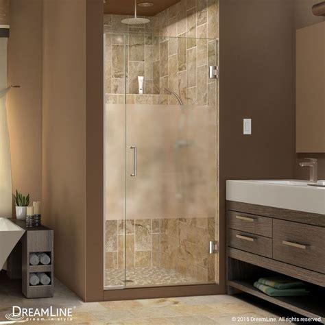Half Glass Shower Door Best 25 Shower Doors Ideas On Glass Shower Doors Shower Door And Framed Shower Door