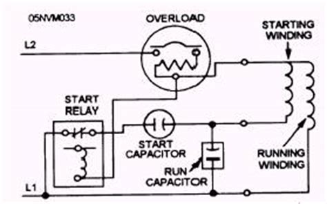 single phase capacitor run motor wiring diagram single phase capacitor start run motor wiring diagram get free image about wiring diagram
