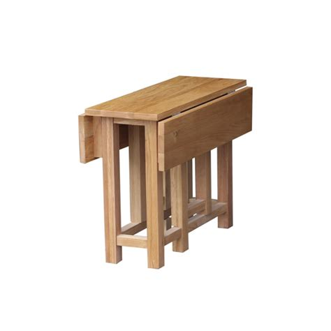 Oak Occasional Small Gateleg Coffee Table Gateleg Coffee Table