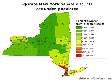 New York Map Districts by New York State Senate District Map Pungan