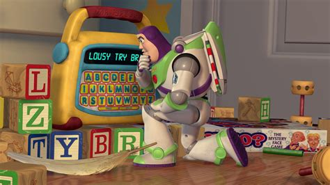 spell character  toy story pixar planetfr
