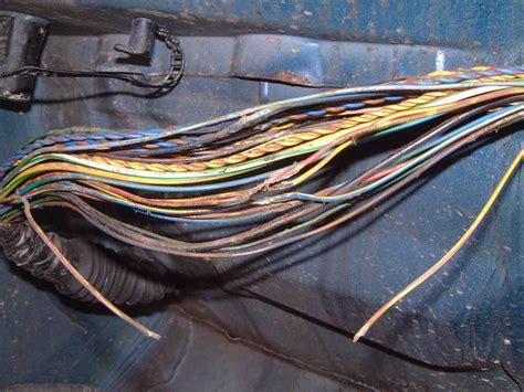 wiring harness repair