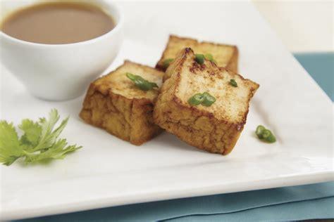 fried tofu  miso sauce
