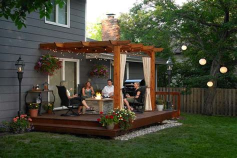 backyard porch designs for houses pergola design ideas with many unique decorations