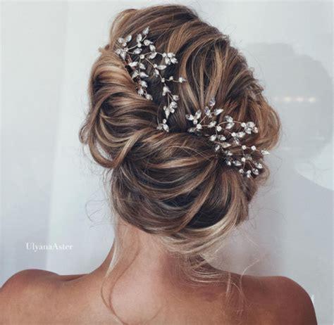 30 id 233 es de coiffures sublimes pour votre mariage les