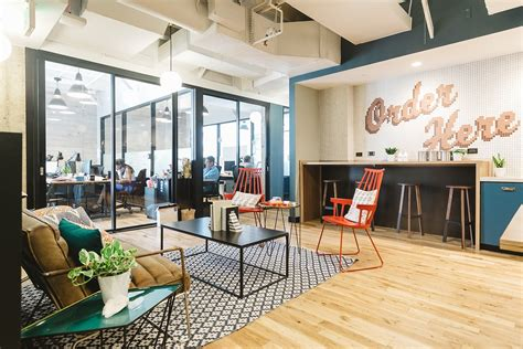 We Office by A Tour Of Wework L A S Arts Building Officelovin