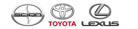 toyota lexus logo all toyota brands named by yahoo as most reliable