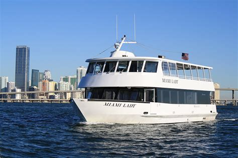 miami lady party boat 74ft miami lady luxury party yacht for charter in miami