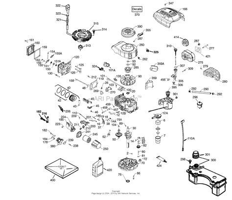 tecumseh governor diagram tecumseh ov195xa 23509c parts diagram for engine parts list