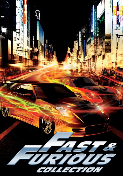 Fast Furious Collection the fast and the furious collection fanart fanart tv
