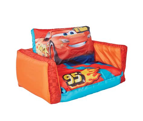 canape enfant cars canap 233 enfant convertible disney cars