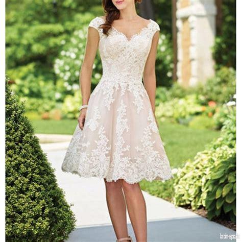 hochzeitskleid kurz standesamt yasiou hochzeitskleid elegant damen standesamt kurz t 252 ll