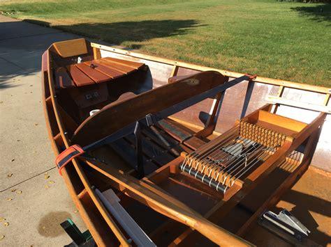 drift boat anchor system wooden drift boat for sale michigan sportsman online
