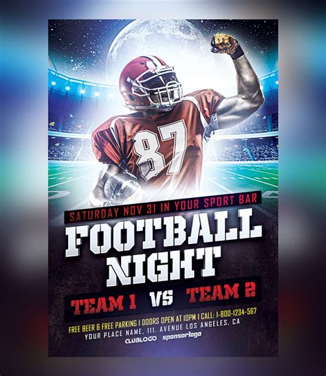 psd sports templates 27 free sports flyer psd templates for designyep