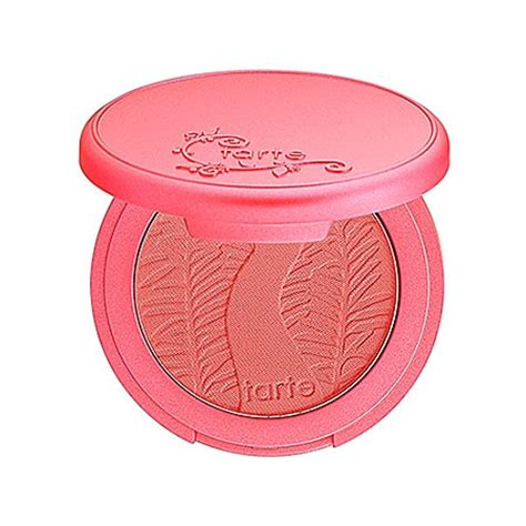 Sold New Tarte Unstoppable Clay Amazonian Blush Powder new tarte amazonian clay 12 hour blush shades dazzled