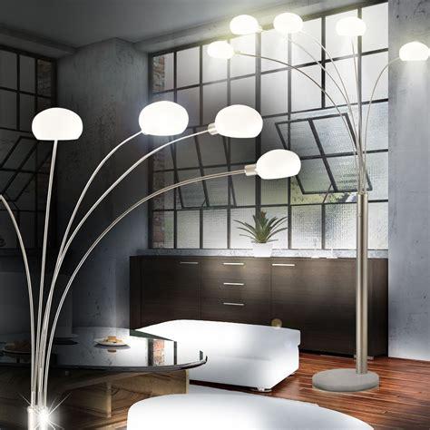 Wohnzimmer Standleuchte by Stehle Aus Nickel Und Glas Und Dimmer Classic Style