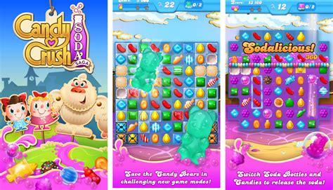 Candy Crush Soda Saga releases globally, get those soda ...