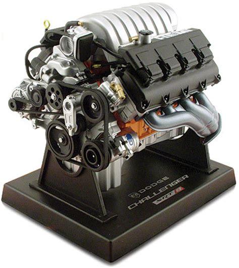 Die Cast Engine 1543 dodge challenger v8 die cast engine xxx84033