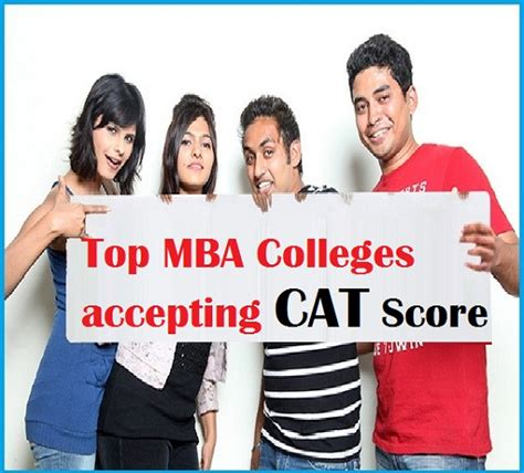 About Cat For Mba by Top Mba Colleges Accepting Cat Score In 2017 Mbauniverse