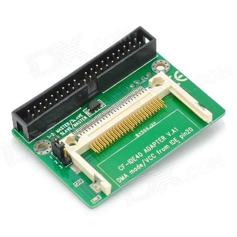 compactflash cf card to ide disk adapter card ide 40