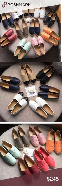 Chanel Sneaker Series 01 11 Vry shoes jadior slingback ballerinas shoes ballerina and