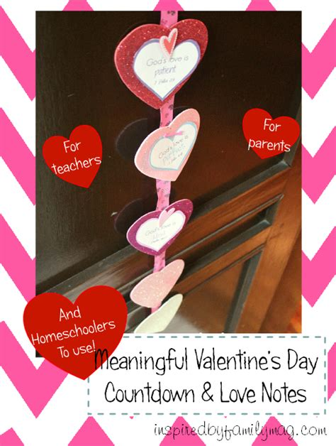 countdown to valentines day meaningful s day countdown for