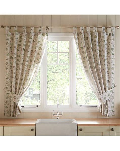 herb garden tab top curtains fifty plus