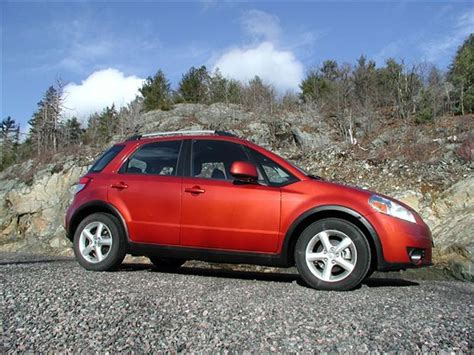 Suzuki Fwd Test Drive 2007 Suzuki Sx4 Fwd Autos Ca