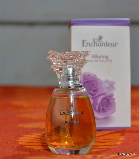 Parfum Enchanteur enchanteur eau de toilette review sindhujp