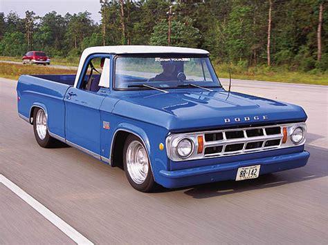 1969 dodge d100 dodge d100 motoburg