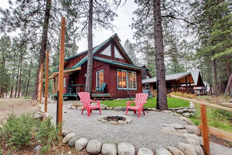 Leavenworth Cabin Rentals by Whispering River Tranquil 2br Leavenworth Vrbo