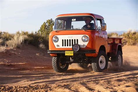 jeep fc 150 jeeps new concept vehicles hit the trail expedition portal