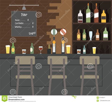 themes relating to time public beer pub stock vector image 61445077