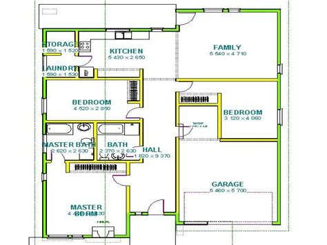 simple modern house floor plans simple small house floor plans modern house floor plans