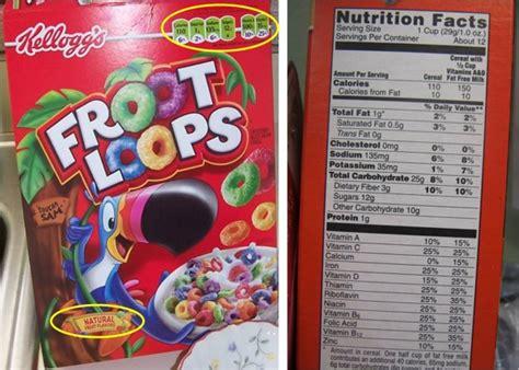 sneaky food label tricks stack