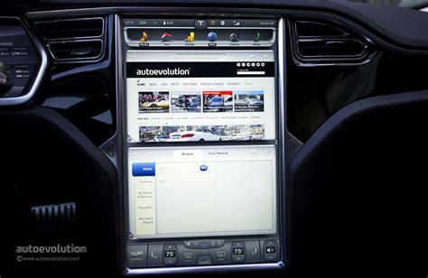 Update Tesla Tesla Firmware 6 1 Update Introduces Traffic Aware Cruise